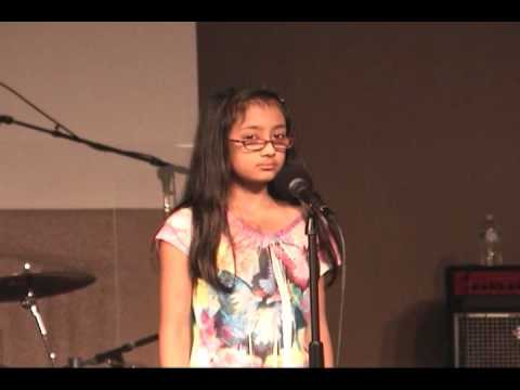 9 Years Old Arushi Singing My Heart Will Go On Titanic Title Song video