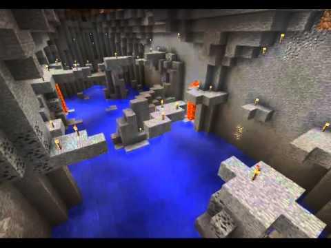 Minecraft Escape,Parkour 1.3 [1.5] : Epic Jump Parkour