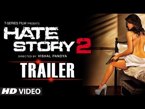 Exclusive: Hate Story 2 Red Band Trailer | Jay Bhanushali | Surveen Chawla video