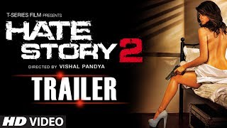 Hate Story - Exclusive: Hate Story 2 Red Band Trailer | Jay Bhanushali | Surveen Chawla