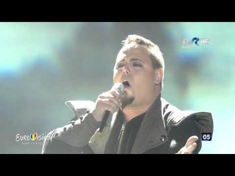 """Ovidiu Anton - """"Moment Of Silence"""" - Eurovision 2016"""