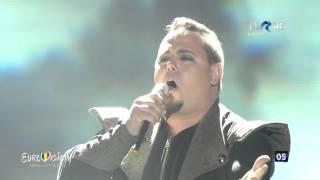 "ESC 2016  - Rumänien-Ovidiu Anton - ""Moment Of Silence"""
