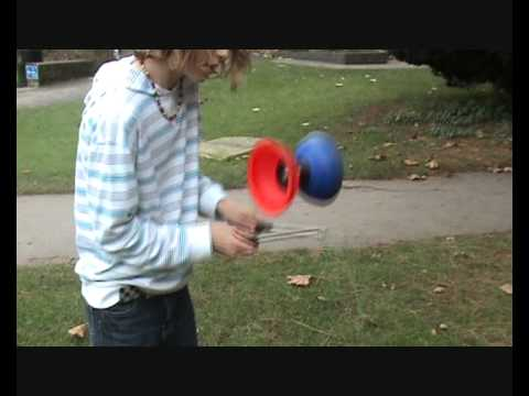 Diabolo Tricks Medley