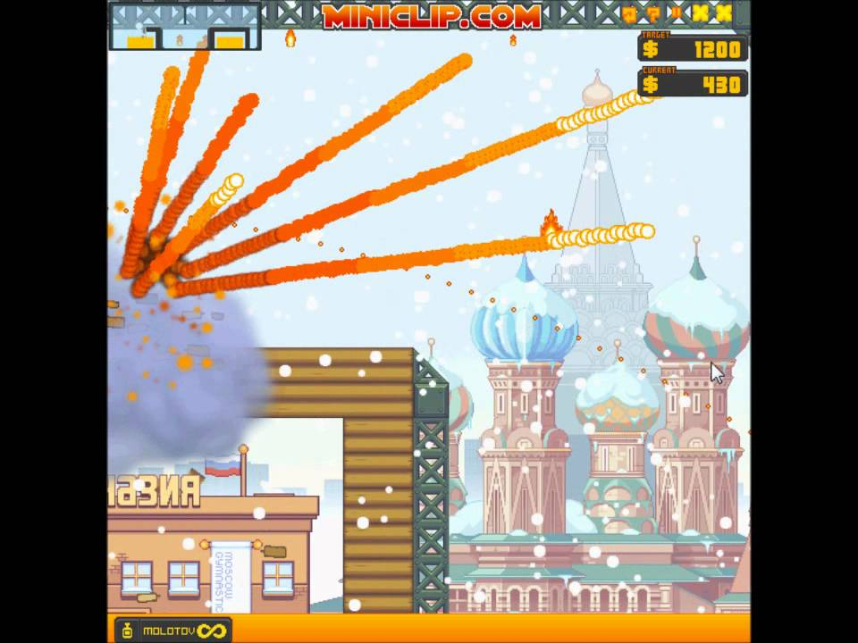 Rubble Trouble Moscow level 17 YouTube