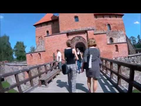 Литва - ТРАКАЙ (марш-бросок на 500км)