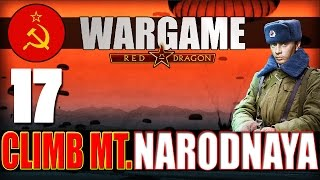 Wargame: Red Dragon -Campaign- Climb Mt. Narodnaya: 17