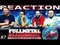 Fullmetal Alchemist: Brotherhood Episode 7 REACTION!!