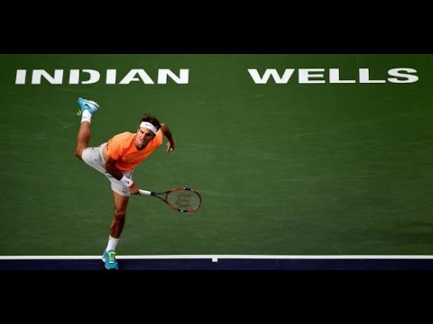 Roger Federer - Indian Wells 2015 Tribute