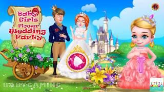 Kids Games | Baby Girl Flower - Wedding Party