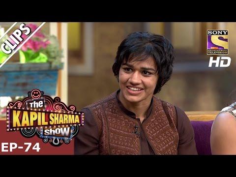 Babita speaks Dangal's Dialogue  - The Kapil Sharma Show – 15th Jan 2017 thumbnail