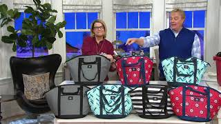 California Innovations Party Tub Cooler Tote on QVC