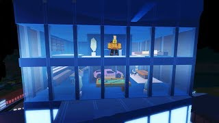 THE NEW MILLIONAIRE ONLY PENTHOUSE! (Roblox Jailbreak)