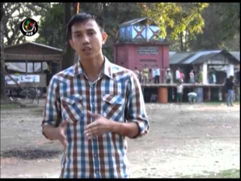 DVB - သာဂရ စစ္ေဘးေရွာင္စခန္း အကူအညီ အေထာက္အပ့ံမရ
