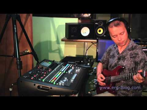 Behringer X32 Review (15) on-board recording USB
