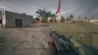 Battlefield 1 - Raid on the Suez Canal British Assault