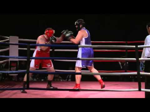 Corporate Fighter 10 - Drury Forbes vs Darrian Williams - Boxing Sydney