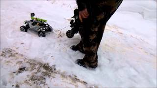 SCX10 DeadBolt VS Axial Wraith VS Redcat RS10 Tug A War