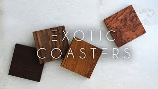 DOTY - Making Exotic Coasters