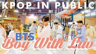 [KPOP IN PUBLIC] BTS (방탄소년단) '작은 것들을 위한 시 (Boy With Luv)  DANCE COVER BY XP-TEAM INDONESIA