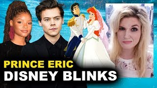 Harry Styles is Prince Eric - Live Action Little Mermaid