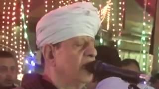 الشيخ ياسين التهامي حفل العارف بالله السلطان الفرغل 2016