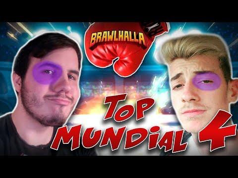 VUELTA AL TOP MUNDIAL 2VS2 | #4 (CASUU TILTEA) | Brawlhalla Español