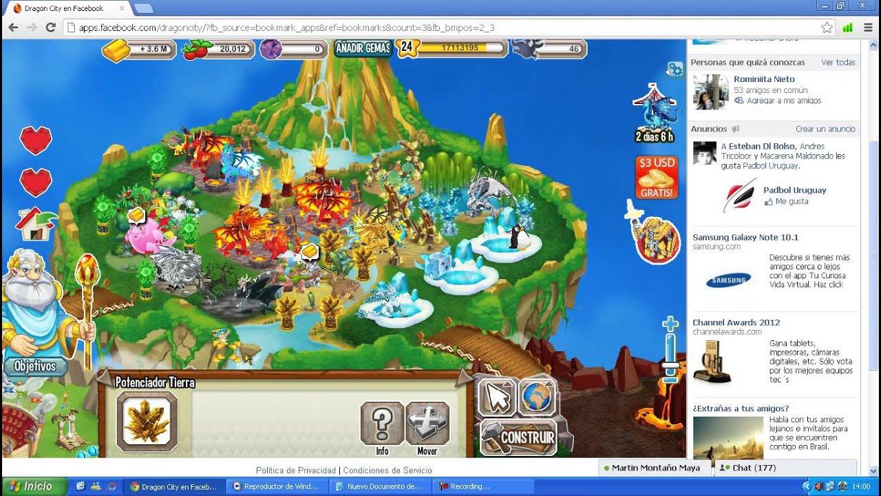 sacar al dragon soccer y al dragon legendario dragon city - YouTube