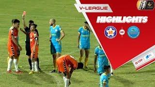 Ghi bàn và nhận thẻ đỏ, Đỗ Merlo giúp SHB Đà Nẵng giành 3 điểm trước Khánh Hòa   VPF Media