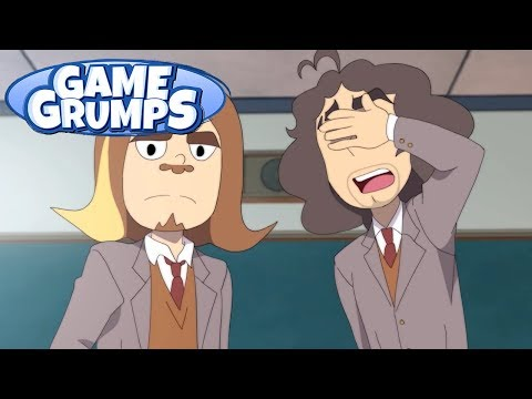 Fun At Literature Club - Game Grumps Animated  - by Sherbies