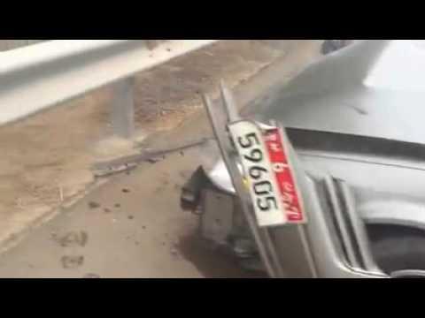 Dubai Abu dubai road accident