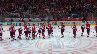 World Cup 2016  Semi-Final   24/09  Russia - Canada