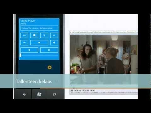 Viihde Manager 1.1: VLC-videotoisto Elisa Viihteen tallenteille Windows Phone 7:ssa
