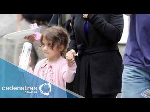 Discriminan a la hija de Salma Hayek