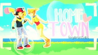 [ FDS ] You are my Hometown || Pokeshipping MEP