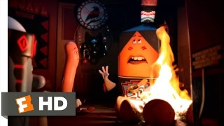 Sausage Party (2016) - Firewater's Truth Scene (3/10) | Movieclips