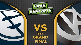 EG vs VG Grand Final ONE Esports Dota 2 Singapore World Pro Invitational 2019 Highlights