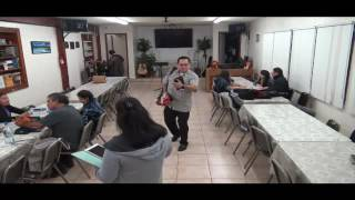 Pastor Luis Montana Panorama del N.T. 6a Parte