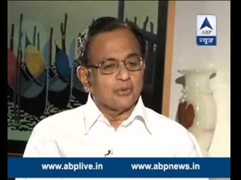 BJP is a one man government and he dictates all: P Chidambaram to ABP News