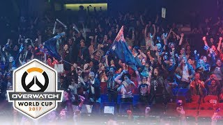 2017 Overwatch World Cup Group Stages   Part 4 of 4