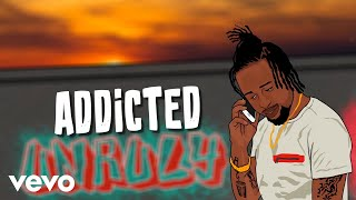 Download Song Popcaan - Addicted (Official Lyric Video) Free StafaMp3
