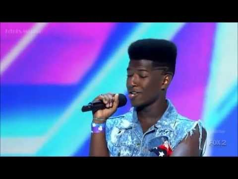The X Factor USA 2012 - Willie Jones' audition