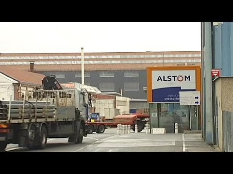 Alstom General Electric'i tercih etti - economy