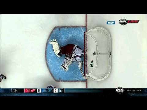 Henrik Lundqvist save of the year contender. Jan 19th 2013
