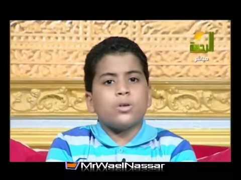 محمد ناصر مغاوري  عاش اسلامنا