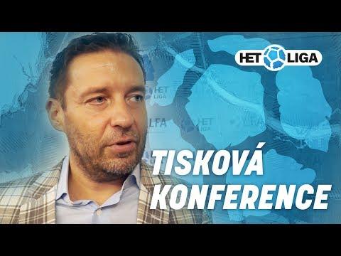 Tisková konference před HET ligou 2017/18