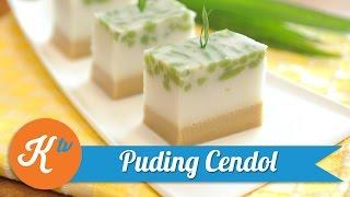 Resep Puding Cendol | LADY DE LAURA