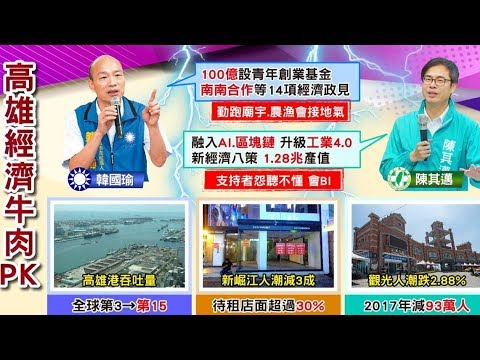 台灣-國民大會-20181101 百億賭金介入高雄? 農漁價崩鐵票倒戈 小英滿意度新低?