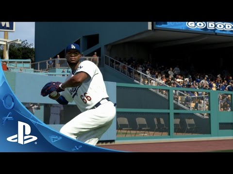 MLB 15 The Show: View from a Diamond with Yasiel Puig | PS4, PS3, PS Vita