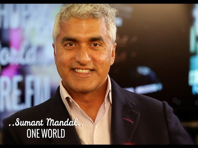 ONE WORLD: Sumant Mandal & Deepak Chopra