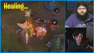 Hashinshin Shows How Aatrox's Healing Power is Better than Sylas Healing P..LoL Daily Moments Ep 911